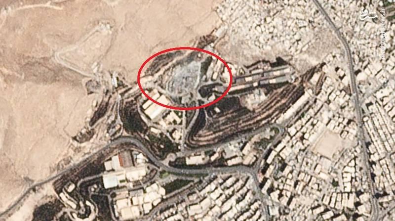 2228149 - رمزگشایی از حمله موشکی به سوریه