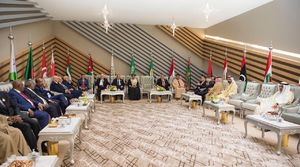 تحقیر نماینده قطر در نشست ظهران