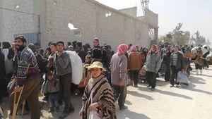 غوطه شرقی دمشق  ۷ سال پس از جنگ + تصاویر