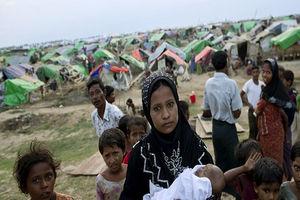 فیلم/ همایش همبستگی با مسلمانان روهینگیا