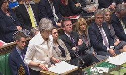نشست پارلمان انگلیس