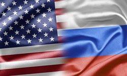 پرچم نمایه روسیه و آمریکا