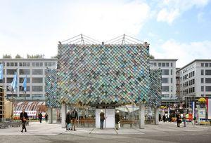 ساختمانی در هلند