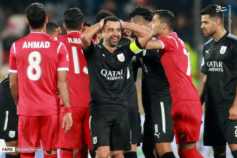 پیروزی پرسپولیس مقابل السد قطر
