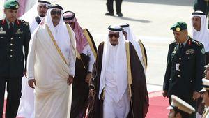 تحرکات نظامی غافلگیرکننده عربستان علیه قطر
