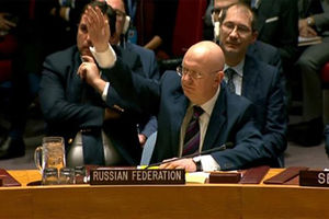 وتوهای روسیه در شورای امنیت