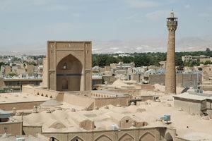 فیلم/ مسجدی کهن از دوره سلجوقیان