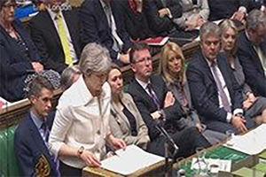 محکومیت حمله به سوریه در انگلیس6