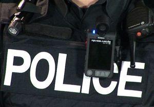 لباس پلیس را به دوربین مجهز کنید!