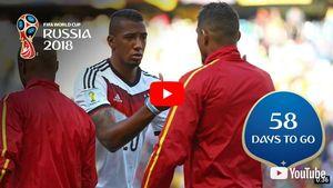 حضور همزمان ۳ برادر در جام جهانی/ تنها دوقلوهای گلزن تاریخ جام جهانی+عکس و فیلم