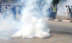 حمله شدید پلیس به هوادارن شیخ زکزاکی +عکس