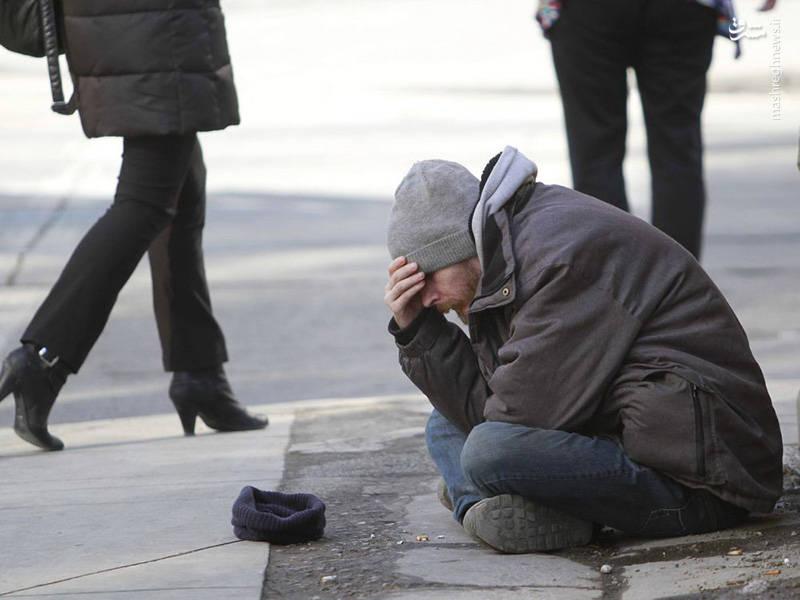 معظل افراد بیخانمان در انگلیس طی سالهای اخیر تبدیل به یک مسئله حاد شده .