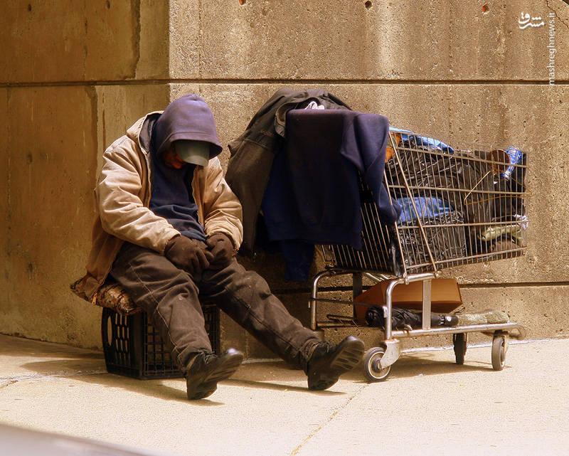 مردم لندن میگویند این آمار نشاندهنده بحران مسکن در جامعه ماست.