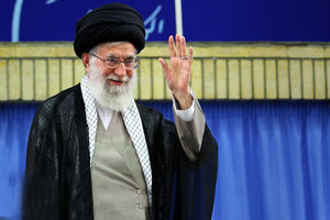 دیدار جمعی از کارکنان وزارت اطلاعات با رهبر انقلاب,