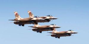 خروج اف 16 های مغربی از ائتلاف سعودی