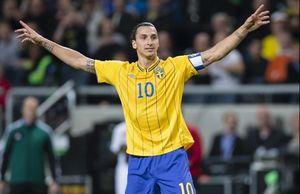 زلاتان: با تیم ملی سوئد به جام جهانی ۲۰۱۸ میروم