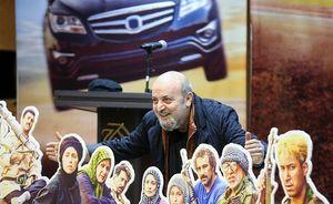 """فیلم/ دیدار سازندگان""""پایتخت""""با رئیس پلیس پایتخت"""