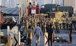 اخراج ۳ هزار نفر از کادر ارتش ترکیه,