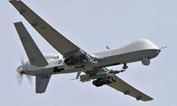 پدافند هوایی یمن پهپاد آمریکایی را شکار کرد