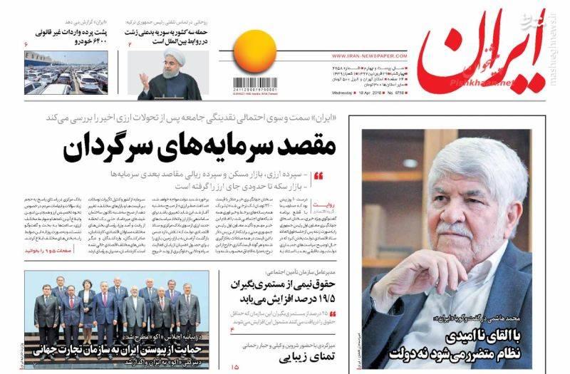 ایران: مقصد سرمایههای سرگردان