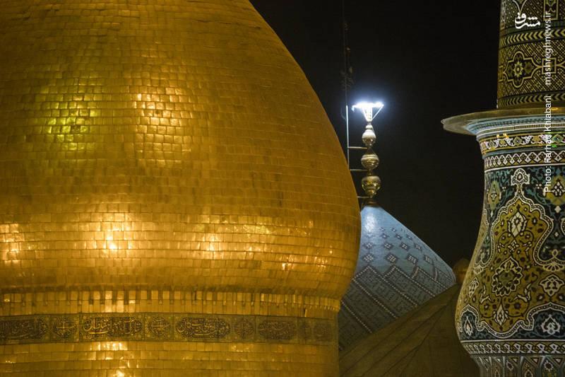 عزاداری ایام مسلمیه در حرم حضرت عبدالعظیم(ع)