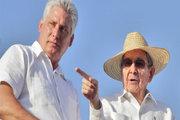 رئیس جمهور جدید کوبا +عکس