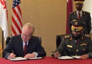 امضای قرارداد سامانه پدافند هوایی
