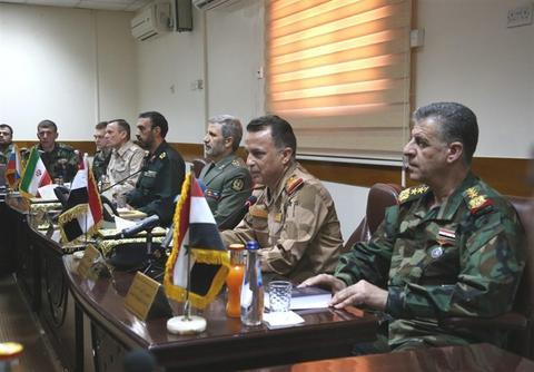 کمیته اطلاعاتی ایران، عراق، روسیه و سوریه برگزار شد