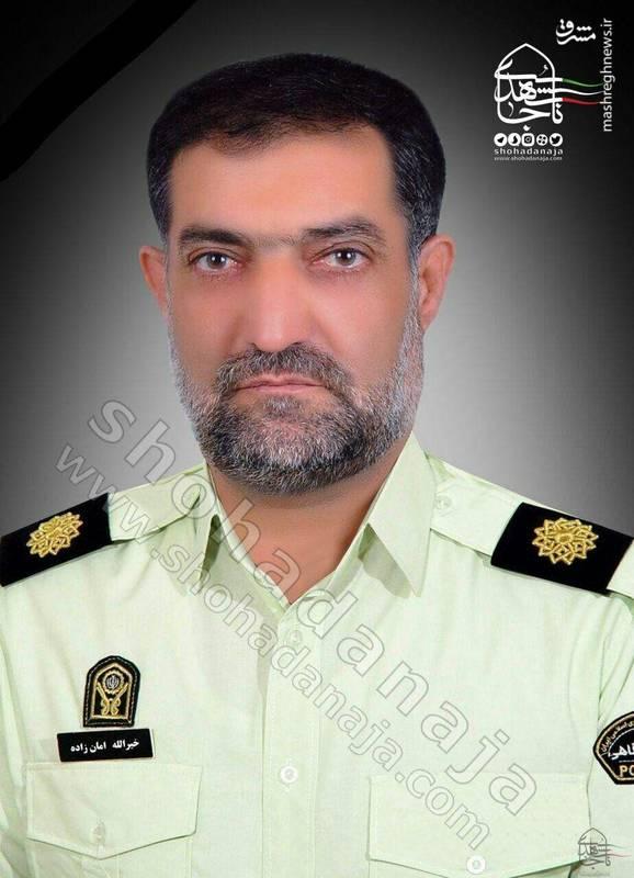 تصویر شهید درگیری امروز در شاهین دژ منتشر شد