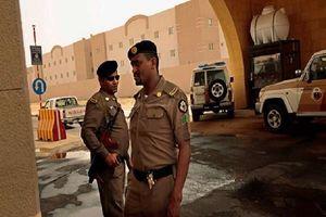 پلیس سعودی