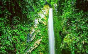 عکس/ آبشاری زیبا در آمل