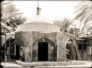 قدیمیترین عکس از حرم حضرت عباس (ع)