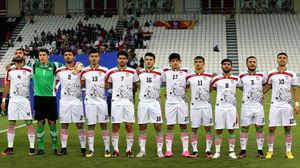 عکس/ جایگاه عجیب تیم ملی امید در بازیهای آسیایی