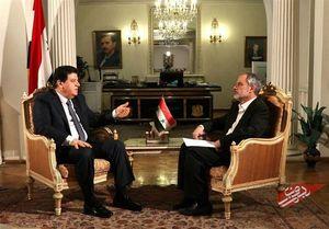 سفیر سوریه: حمایتهای ملت و رهبر ایران در تاریخ کشور ثبت خواهد شد