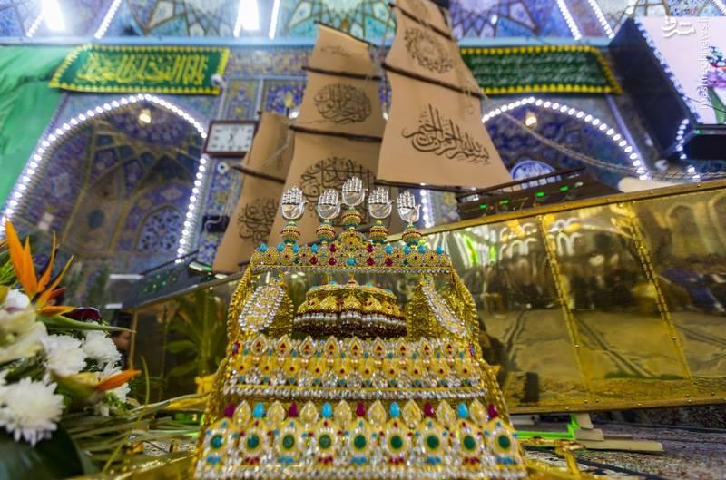 میلاد مسعود اباالفضل جوان است  هنگام شادی و سرور شیعیانست  از دامن ام البنین ماهی عیان است  کز روی وی شرمنده ماه آسمانست