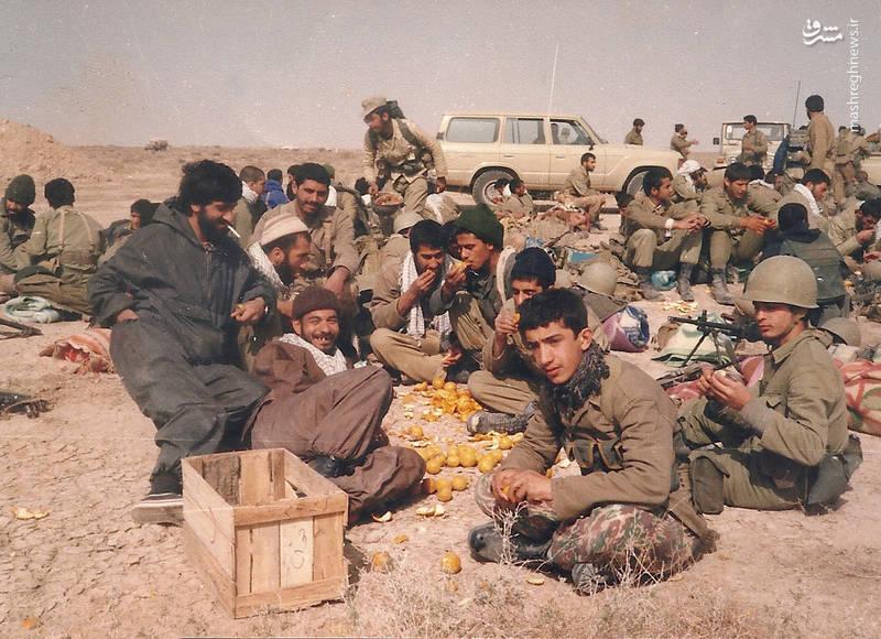 گردان کمیل در عملیات خیبر