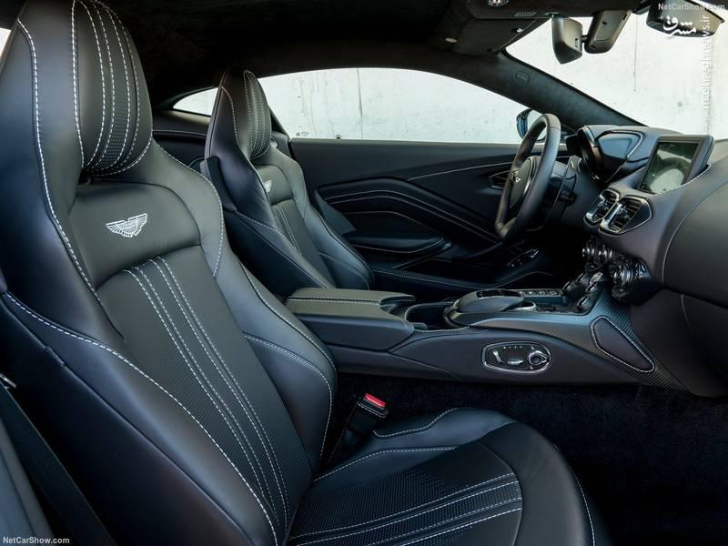 طراحی کابین ونتیج از درها تا داشبورد از دید راننده نمای مقعر دارد.