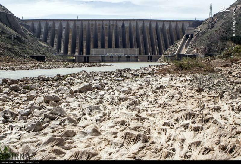 بحران خشکسالی در پرباران ترین استان کشور