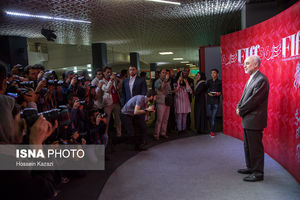 علی اکبر صالحی در سومین روز سی و ششمین جشنواره جهانی فیلم فجر