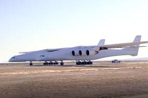فیلم/ ساخت بزرگترین هواپیمای دنیا