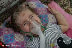 عکس/ هزینه 3میلیاردی درمان دختربچه خوزستانی