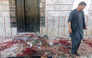 انفجار خونین در پایتخت افغانستان