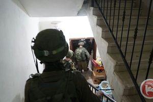 اسرائیل مدعی بازداشت تیم وابسته به حماس شد