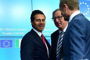 توافق تجاری مکزیک و اروپا؛ هشداری برای ترامپ+ آمار