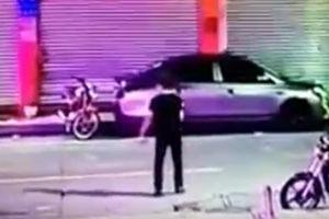 فیلم/ رد شدن ماشین از روی جوان بیمار!