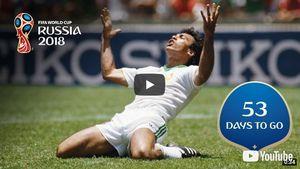 ۵۳ بازیکن همنام در جام جهانی!/ الگوی فوتبالی «پله» +عکس و فیلم