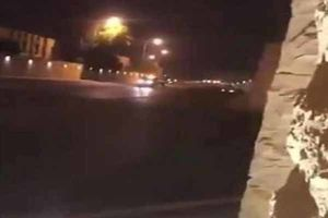تیراندازی نزدیک کاخ ملک سلمان