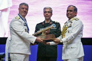 عکس/ بزرگترین اجلاس نظامی تاریخ ایران