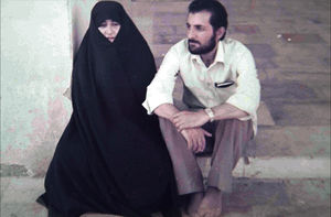 همسر شهید مهدی باکری