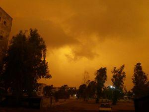 وقتی در خوزستان «روز» «شب» میشود